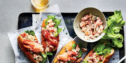 Lobster Toast Brunch