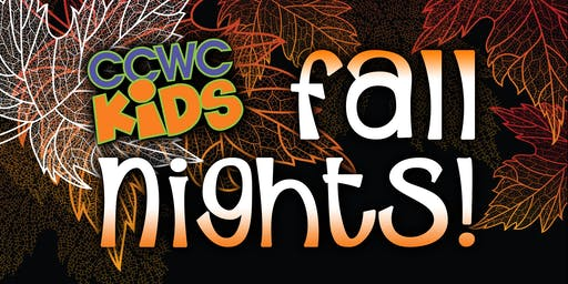 "CCWC Kids ""Fall Nights"""