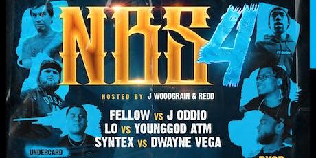NBS 4 tickets