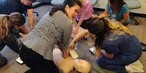 CPR/AED (w/First-Aid option)