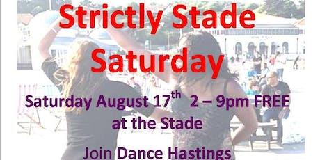Strictly Dance Hastings - Swing Dance, Salsa, Tango tickets