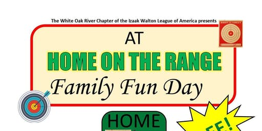 At Home On The Range Family Fun Day