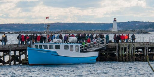 McNabs Island Fall Foliage Tours: October 20 - Eastern Passage Departure 9:30am