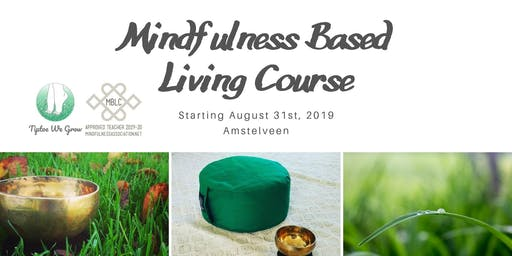 8-Week Mindfulness Based Living Course