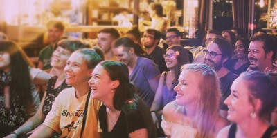 WeWork Comedy Evening #5 at Kuhdamm