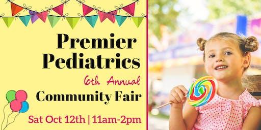 Premier Pediatrics 6th Annual Community Fair