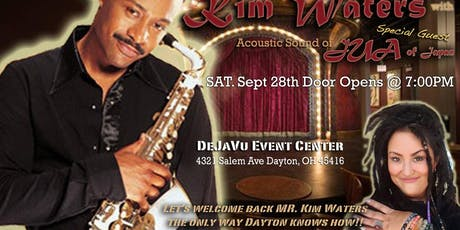 , KIM WATERS UP CLOSE tickets