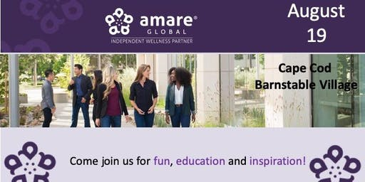 Amare Global Local Event - Cape Cod