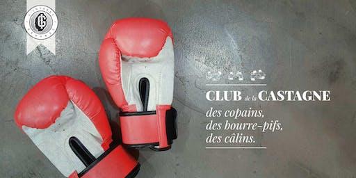 Club de la castagne - Session du 25/09