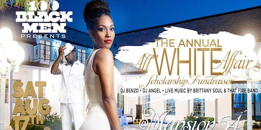 100 Black Men of Las Vegas Annual All White Affair Scholarship Fundraiser