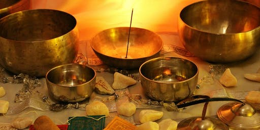 Soundhealing- Erlebe tiefe Entspannung