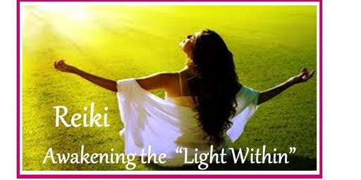 Reiki Level 1 - EVENING CLASS