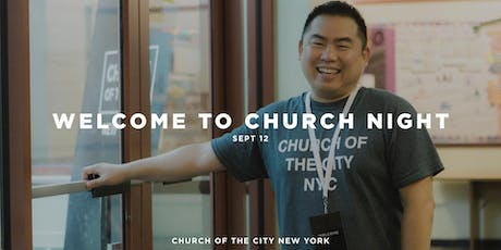 Welcome to Church Night tickets