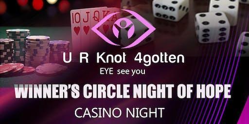 VEGAS BABBBY- Casino Night Gala