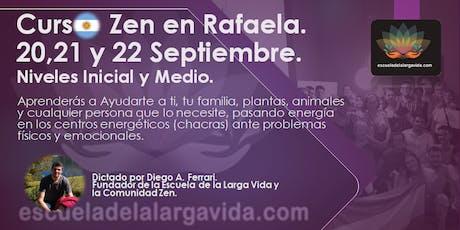 Curso Zen en Rafaela: 20,21 y 22 Septiembre. entradas