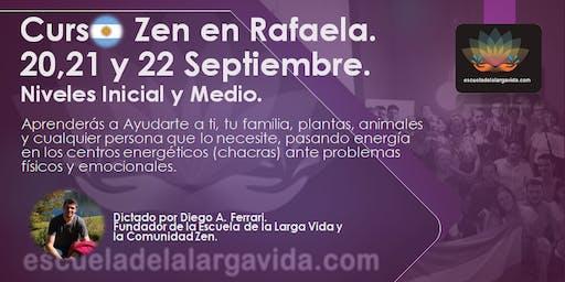 Curso Zen en Rafaela: 20,21 y 22 Septiembre.