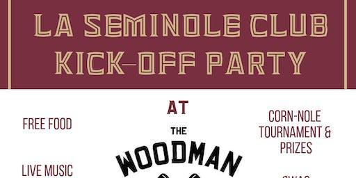 LA Seminole Club KICK-OFF THE YEAR RIGHT PARTY!!!