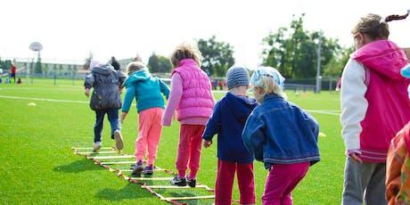 Safeguarding Training: Foundation Children tickets