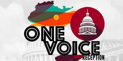One Voice Reception at the Congressional Black Caucus Conference in D.C.