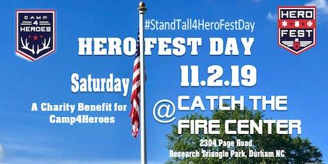 HERO FEST DAY AWARDS DINNER tickets
