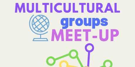 Multicultural Groups Meet Up tickets