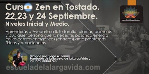 Curso Zen en Tostado: 22,23 y 24 Septiembre.
