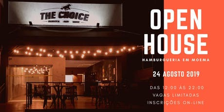 The Choice - Open House tickets
