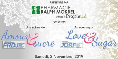 Love & Sugar - Amour & sucre billets