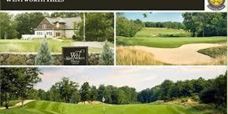 WENTWORTH HILLS COUNTRY CLUB SURF AND TURF GOLF NIGHT tickets