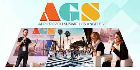 App Growth Summit Los Angeles 2020 tickets