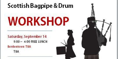 GTPB Bagpipe and Drum Workshop