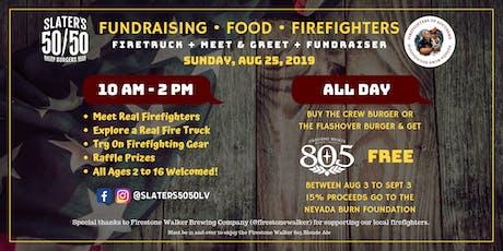 Firetruck Exploration & Firefighter Fundraiser tickets