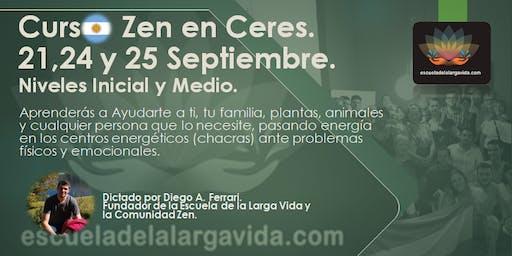 Curso Zen en Ceres: 23,24 y 25 Septiembre.