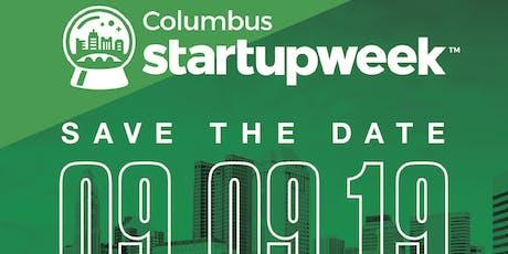 Columbus  Startup Week tickets