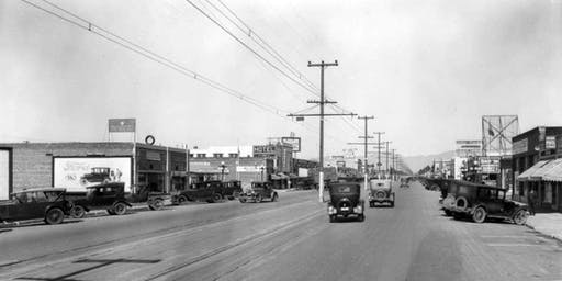 Historic Walking Tour of Van Nuys 2019