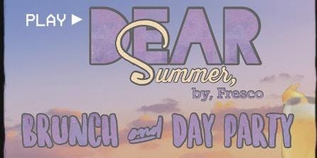 Dear Summer, by Fresco