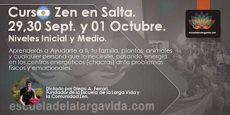 Curso Zen en Salta: 29,30 Sept. y 01 Octubre. entradas