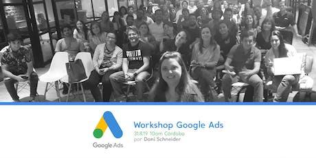 Desayuno Google Ads - Aprende a Anunciar en Google tickets