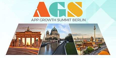 App Growth Summit Berlin 2020 Tickets