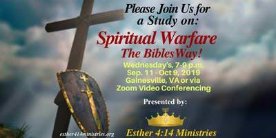 Spiritual Warfare,  The Bible's Way