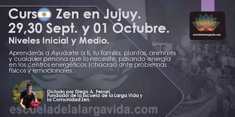 Curso Zen en Jujuy: 29,30 Sept. y 01 Octubre. entradas
