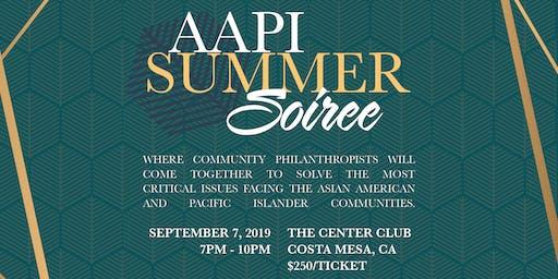 AAPI Summer Soiree