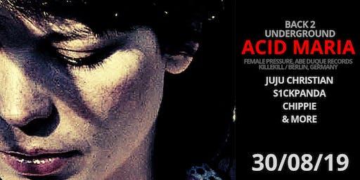 Acid Maria @ Douala RV