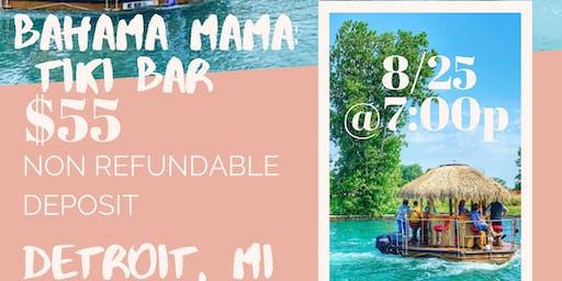 Bahama Mama: Tiki Boats