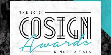 COSIGN Awards Dinner & Gala tickets