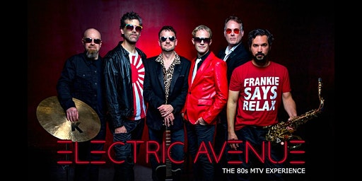 A Valentine's Day Party feat. Electric Avenue - Standing Tix Available!