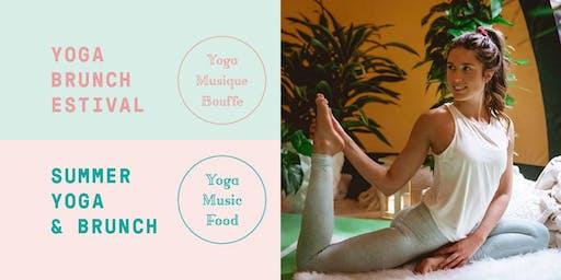 Yoga Brunch Estival