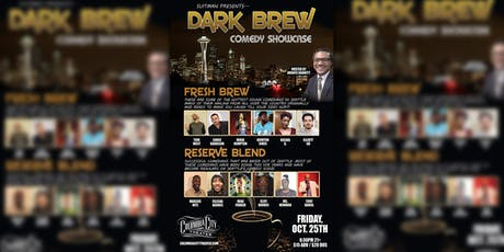SuitMan Productions Presents: Dark Brew Comedy Show tickets