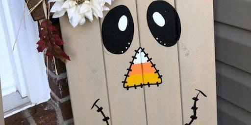 Scarecrow Craft Night!