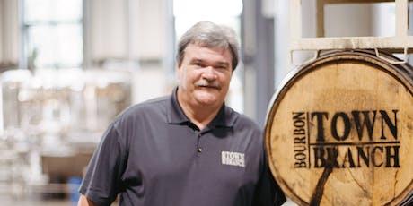 Bourbon Tasting with Town Branch Master Distiller, Mark Coffman tickets